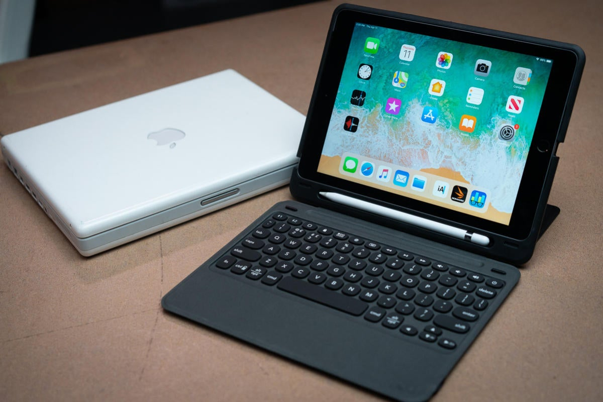 Zagg Slim Book Go Keyboard Case For 9 7 Inch Ipad Review