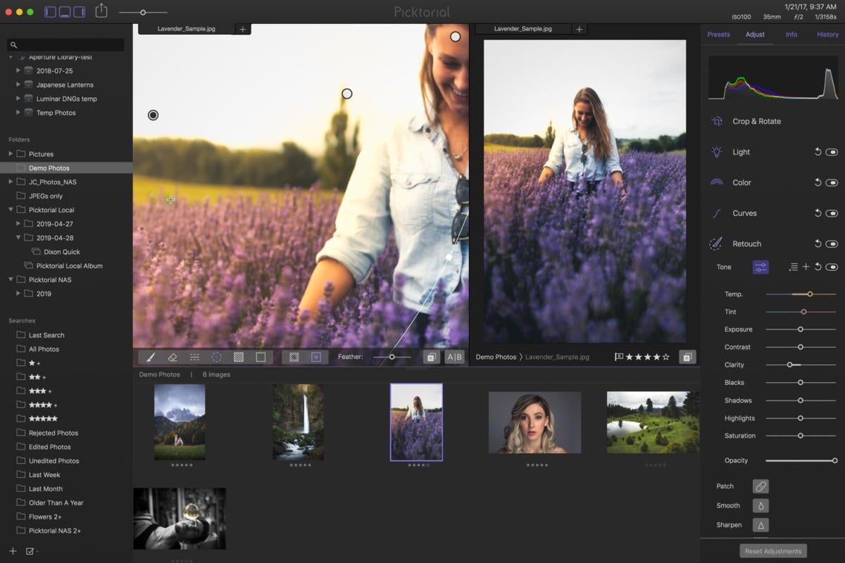 Picktorial 4 0 review: Photo editor enhances its organizing