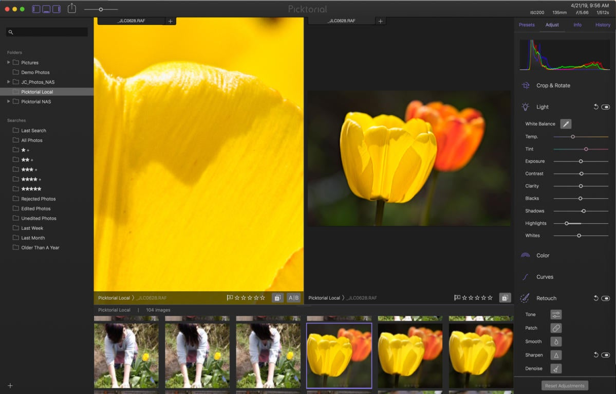 Picktorial 4 0 review: Photo editor enhances its organizing