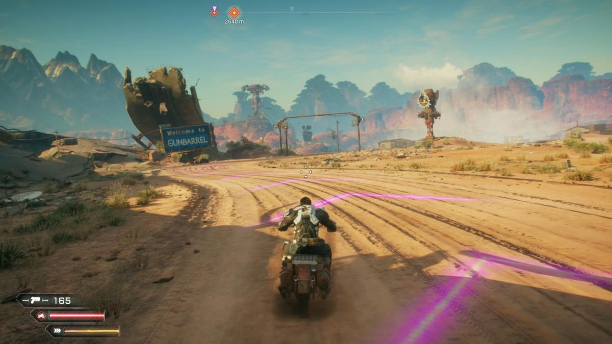 Rage 2 PC impressions: Fun guns with keyboard controls you