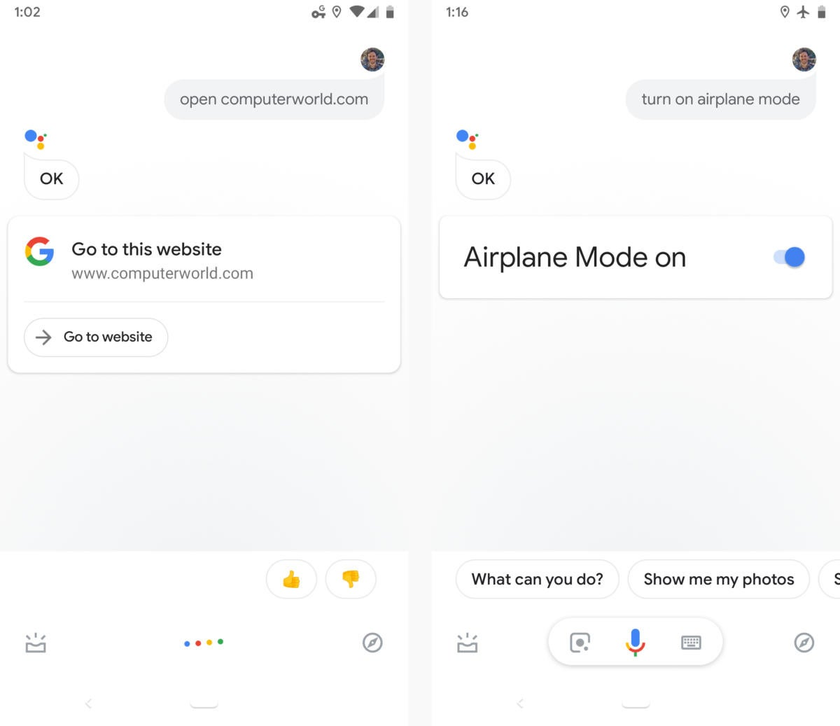 28 google assistant website settings