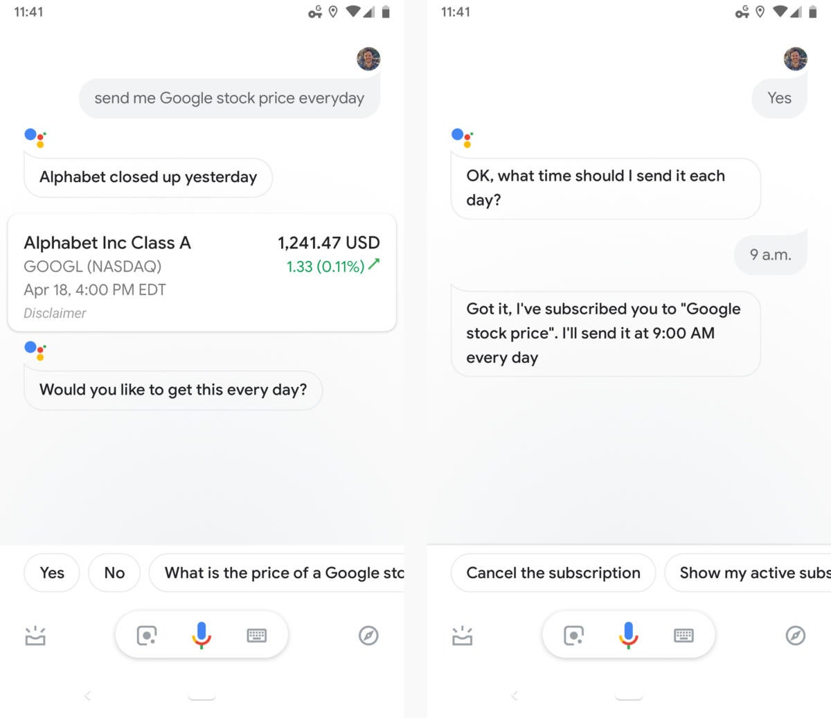 38 google assistant updates