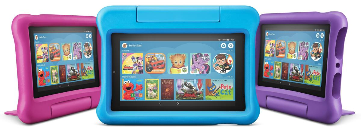 amazon fire 7 kids edition