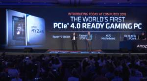 amd first pci 4 pc