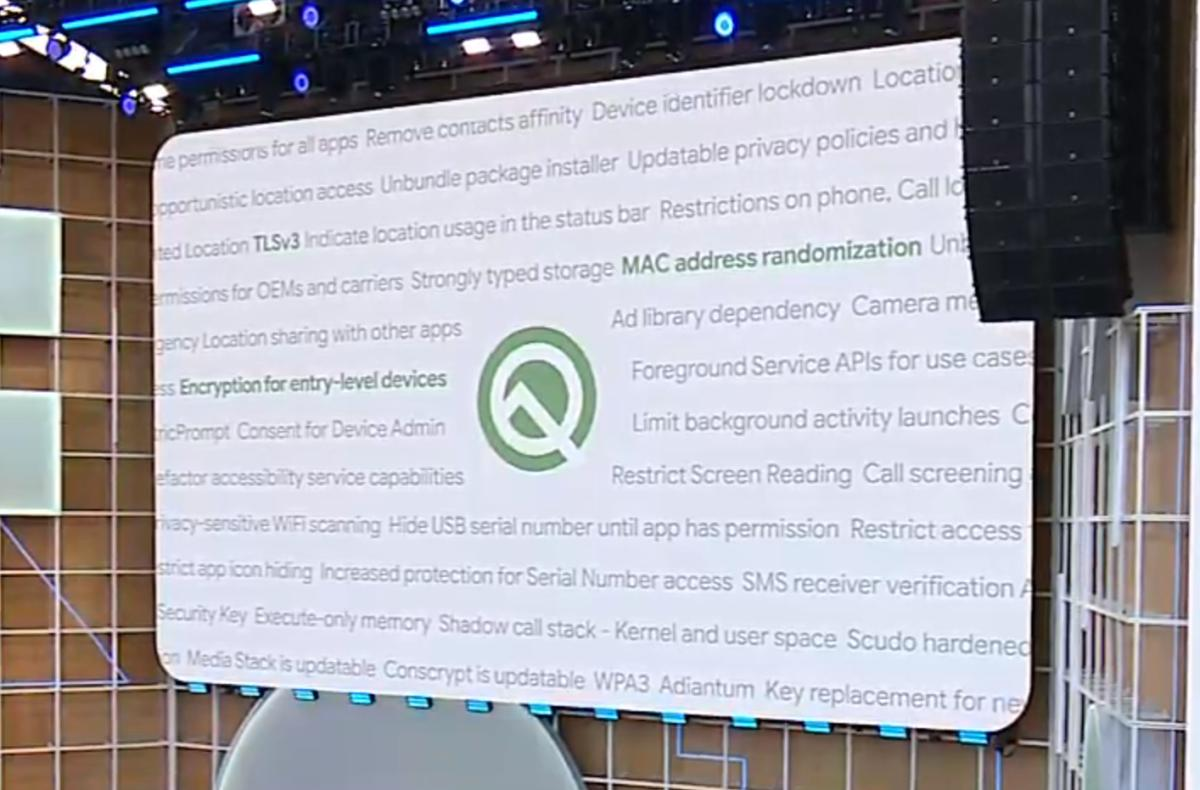 android q privacy