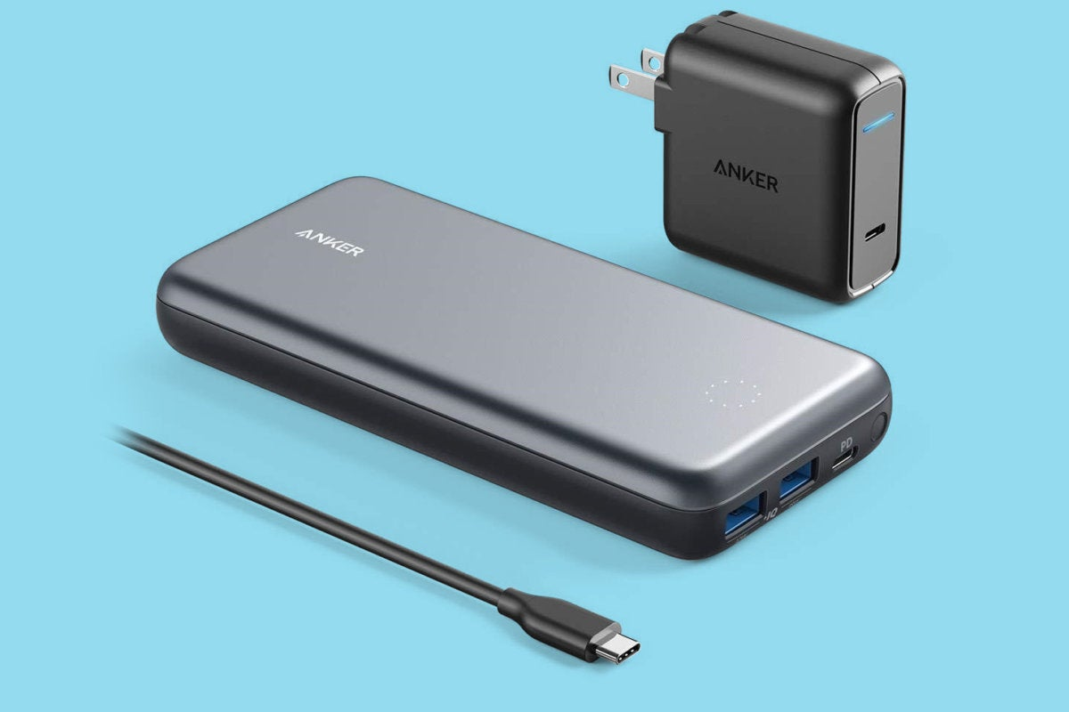 Anker PowerCore+ 19000 PD review: Fresh design and new features make