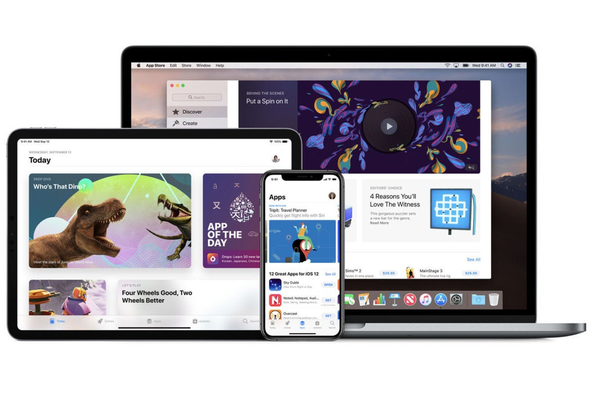 Apple's defensive App Store page aims to win the court of