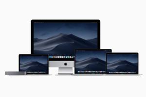 apple mac lineup 2019