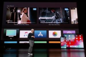 apple tv march event