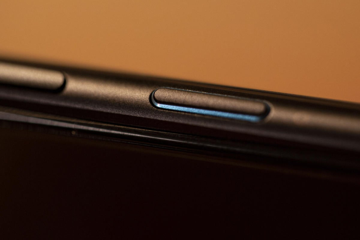 asus zenfone 6 button