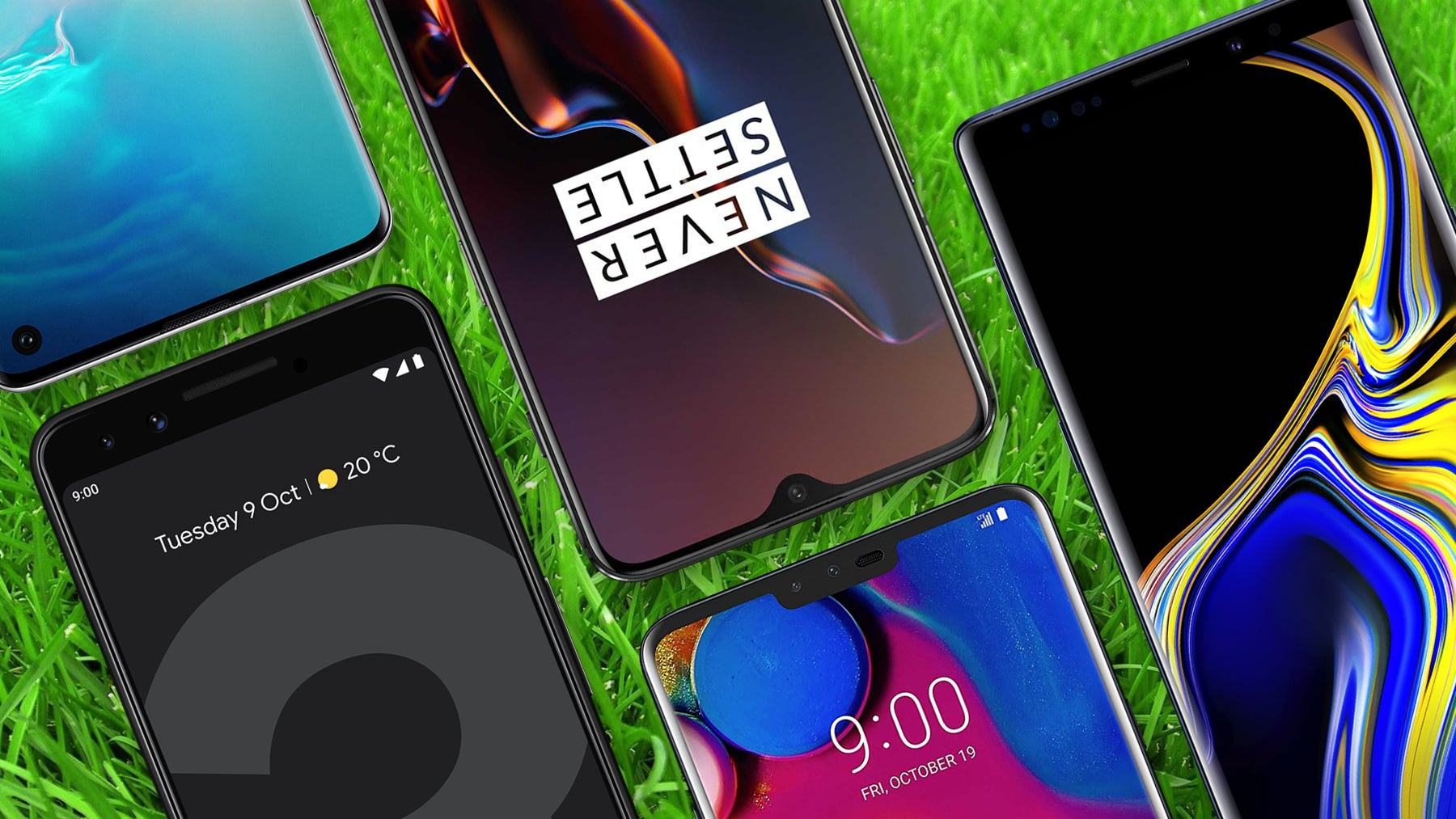 Rezultat slika za android phones 2019