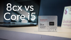 Qualcomm 8cx