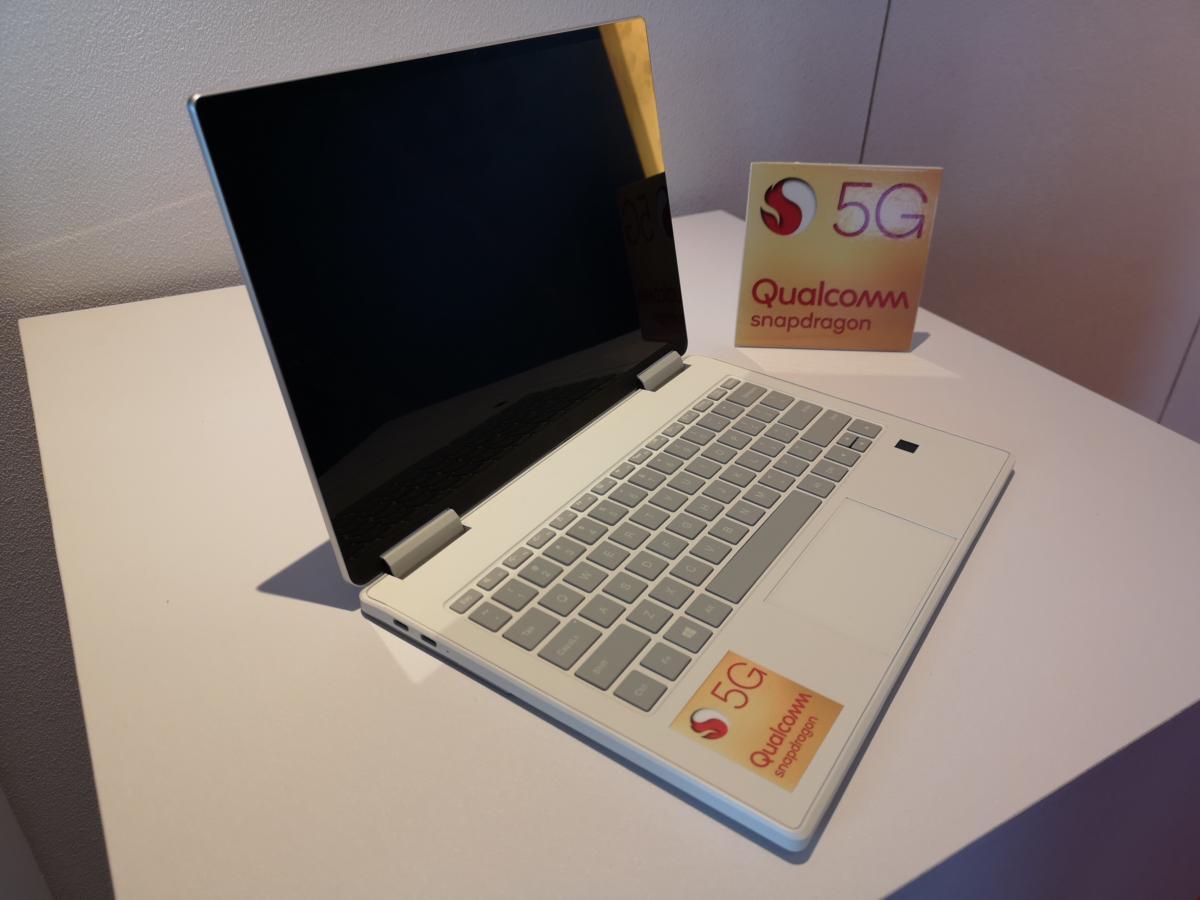 Qualcomm Snapdragon 8cx compal prototype
