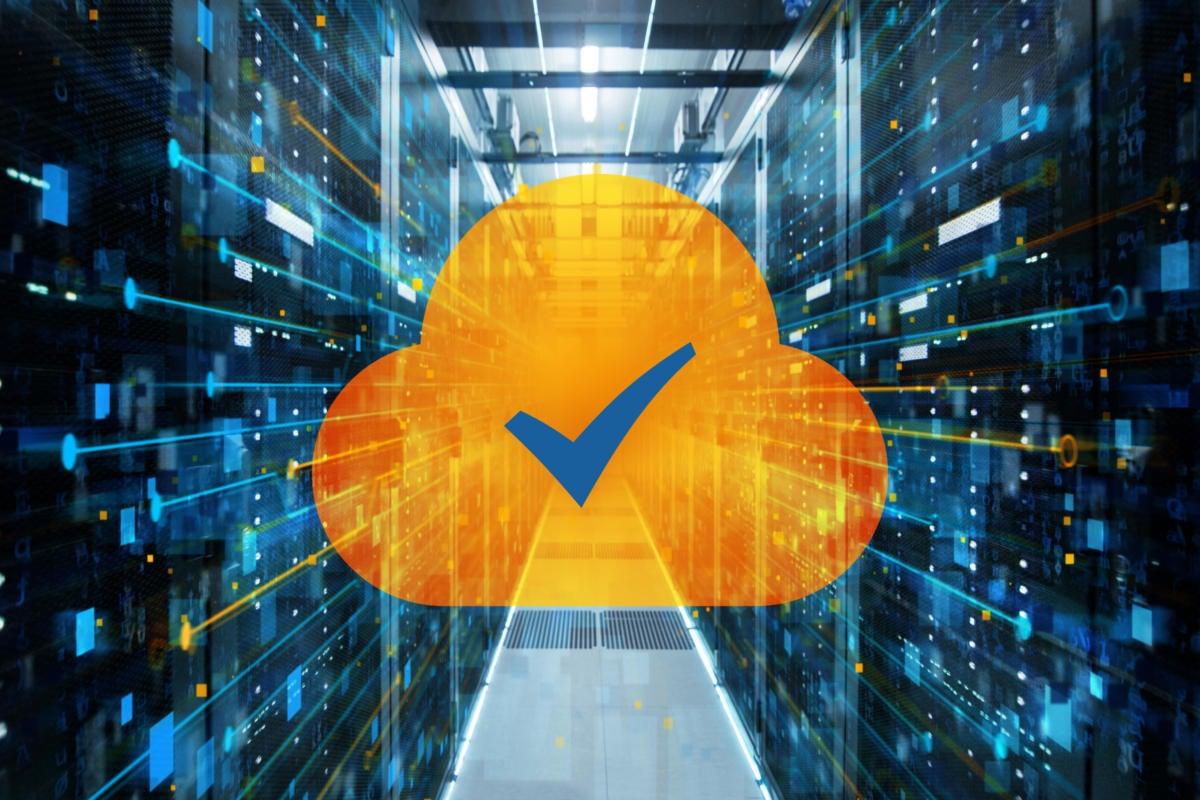 CSO > cloud computing / backups / data center / server racks / data transfer