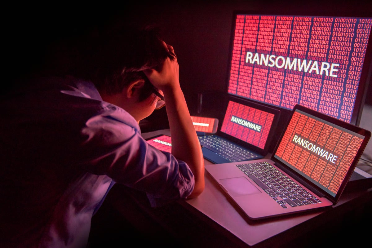 CSO  >  ransomware / security threat
