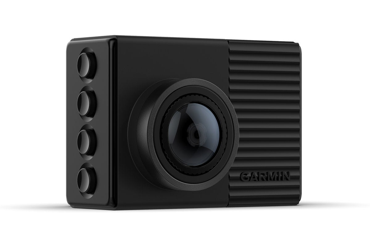 Garmin 66W dash cam review: Same small form factor, much improved video
