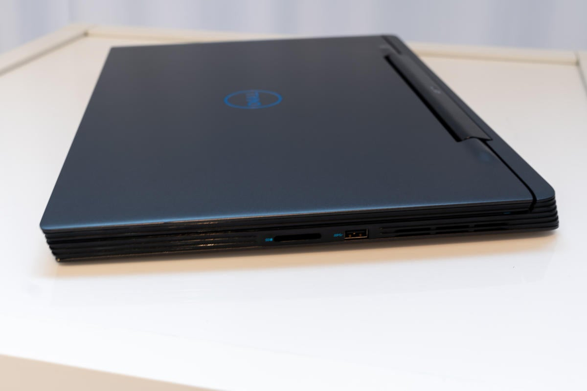 Dell G7 15 7590 review: 9th-gen Core and RTX power in a low-key