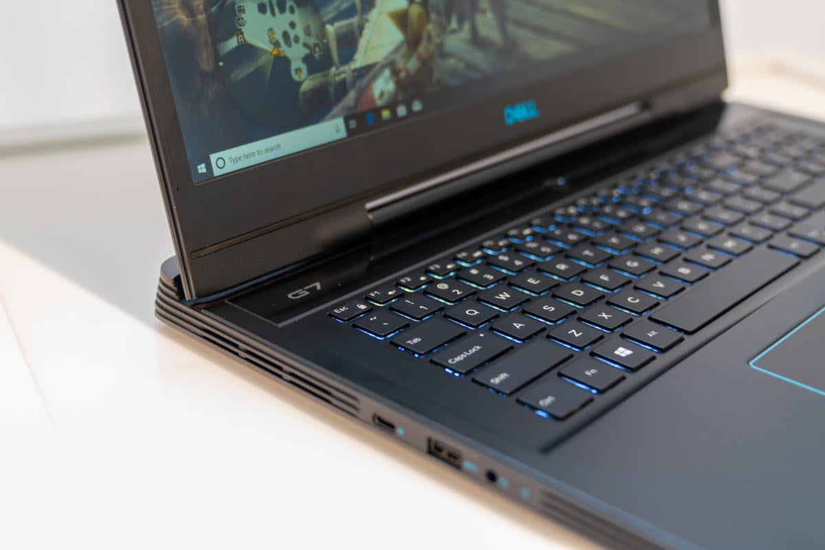 Dell G7 15 7590 review: 9th-gen Core and RTX power in a low