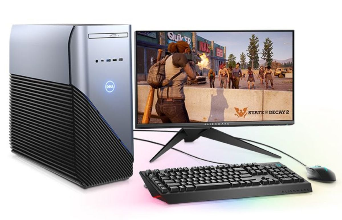Ongekend Dell's selling this powerful 8-core, all-AMD gaming PC for just PD-44