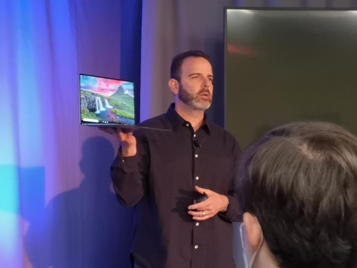 Intel dell precision project athena