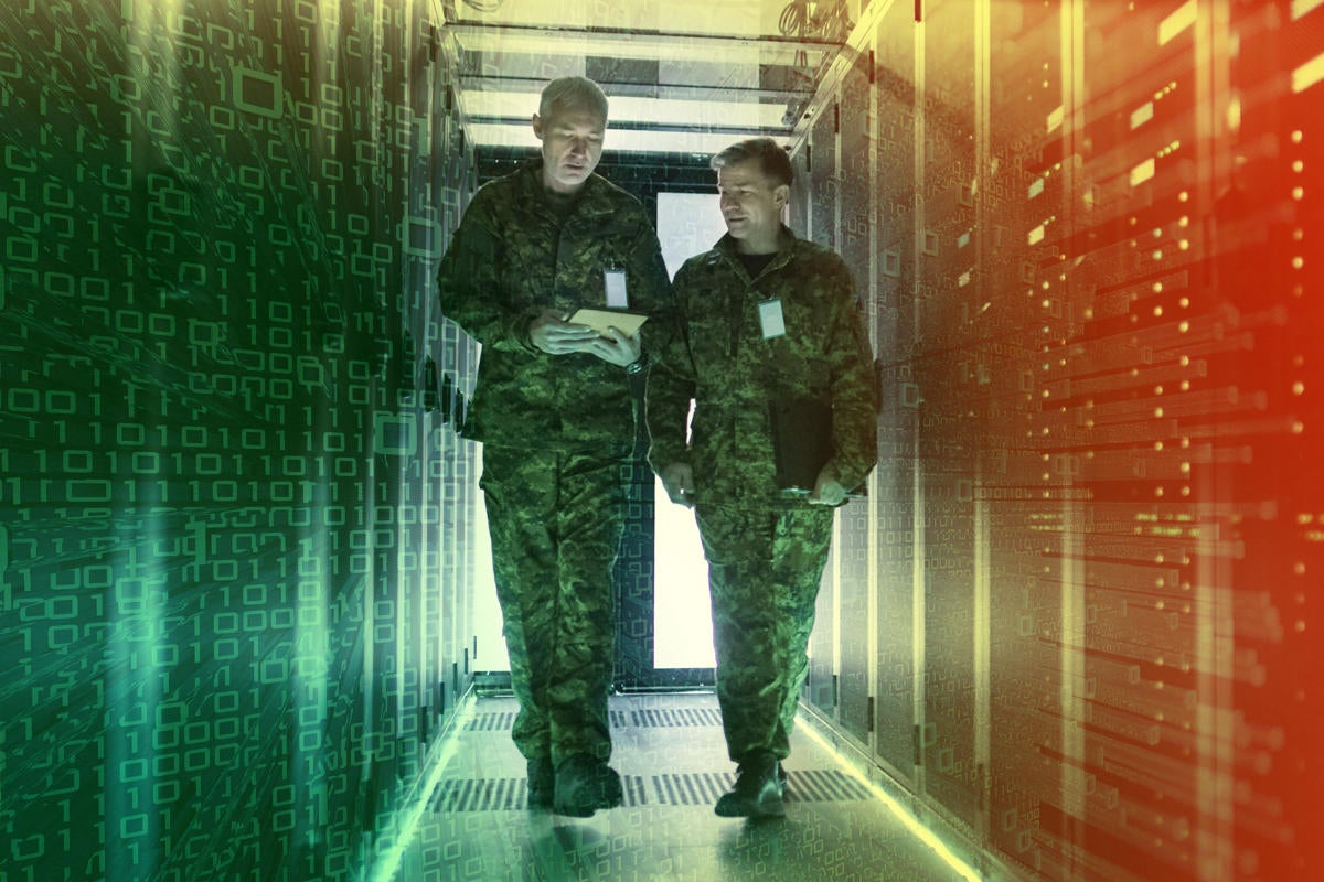 drafting military for cyber security cybersecurity govenment