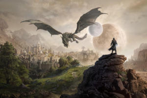 dragon elder scrolls online elsweyr