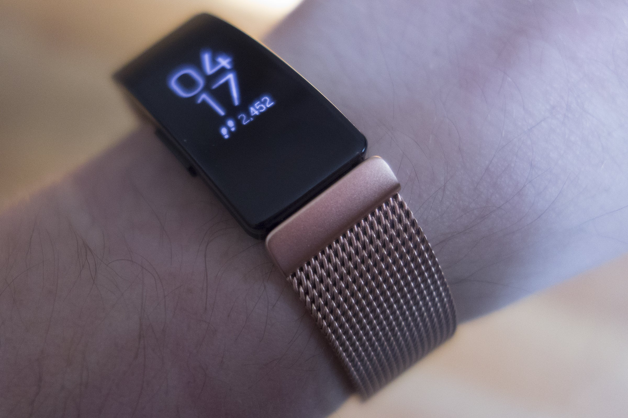 Fitbit Inspire HR review | Macworld