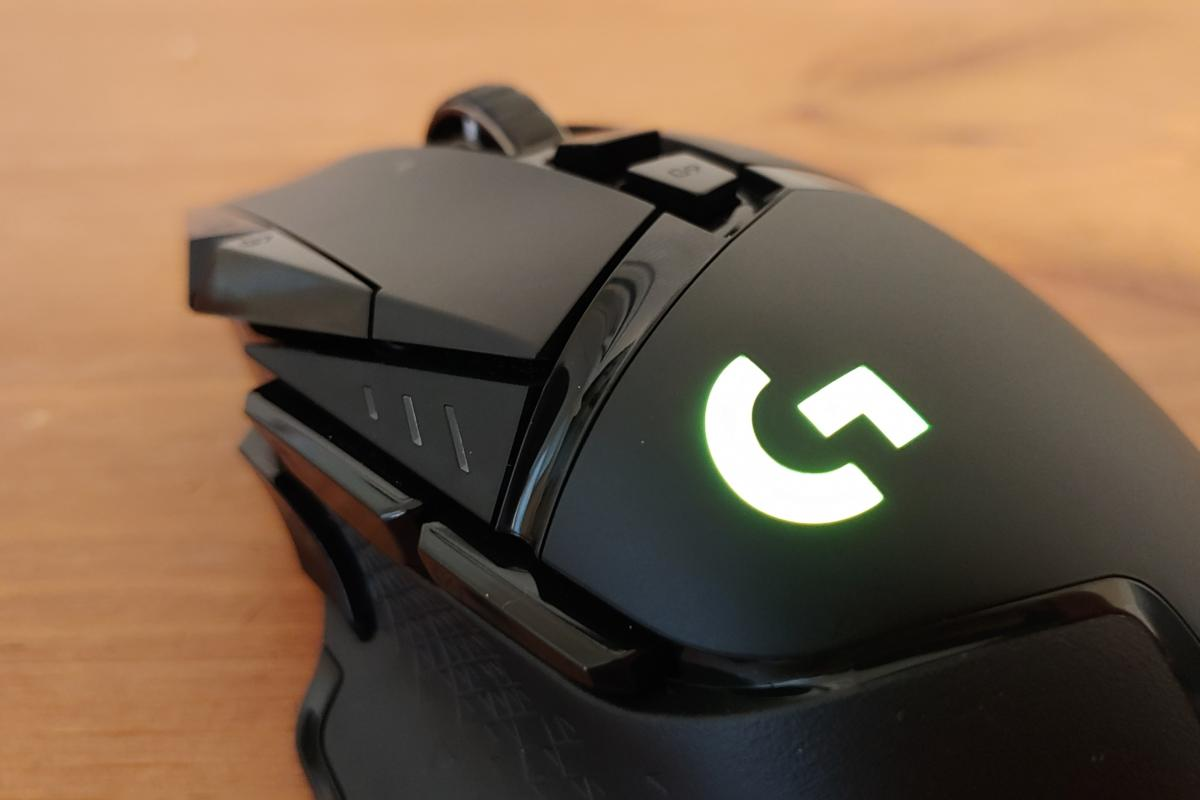Logitech G502 Lightspeed Review The Iconic Mouse Meets Logitech S