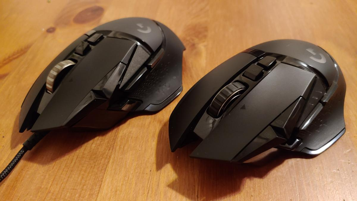 Logitech G502 Lightspeed review: The iconic mouse meets