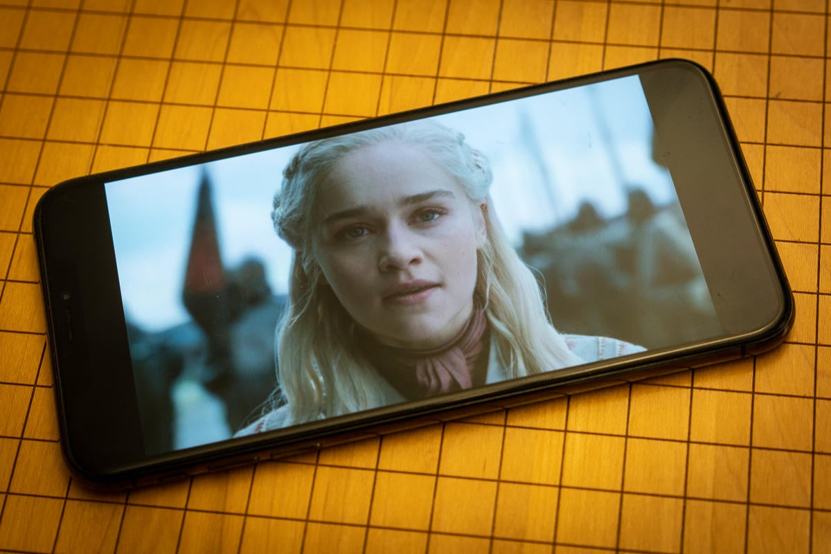 game of thrones on iphone