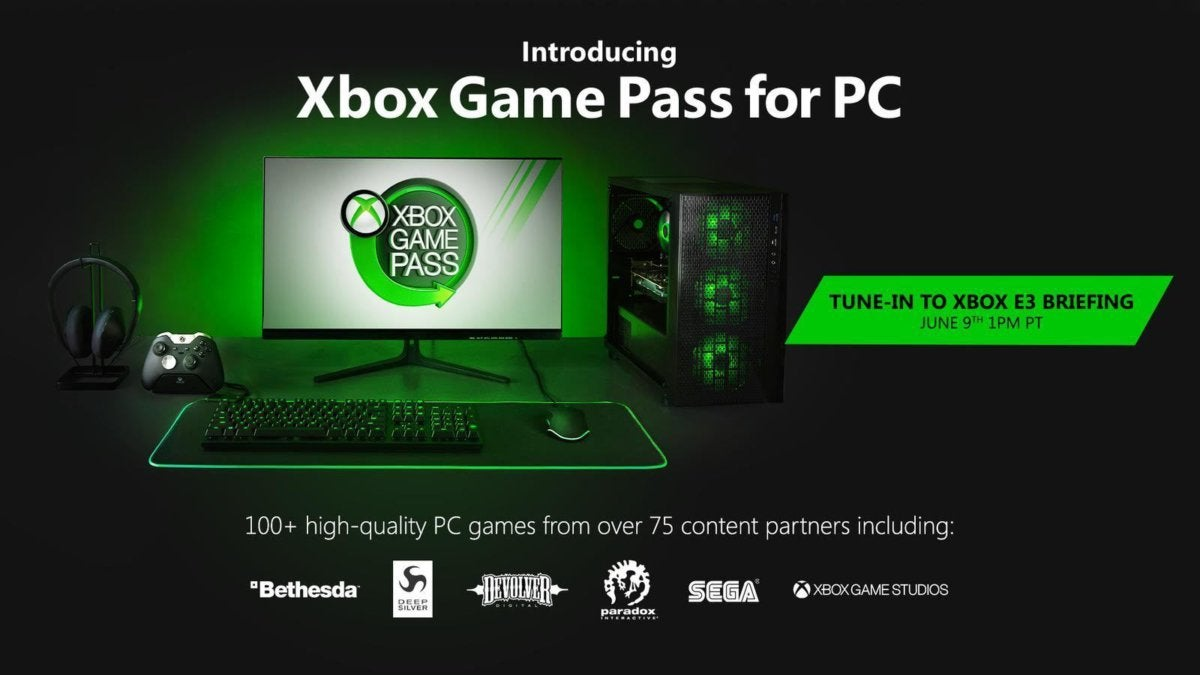 Microsoft's Xbox Game Pass for PC is just $5 a month and includes a ton of great games