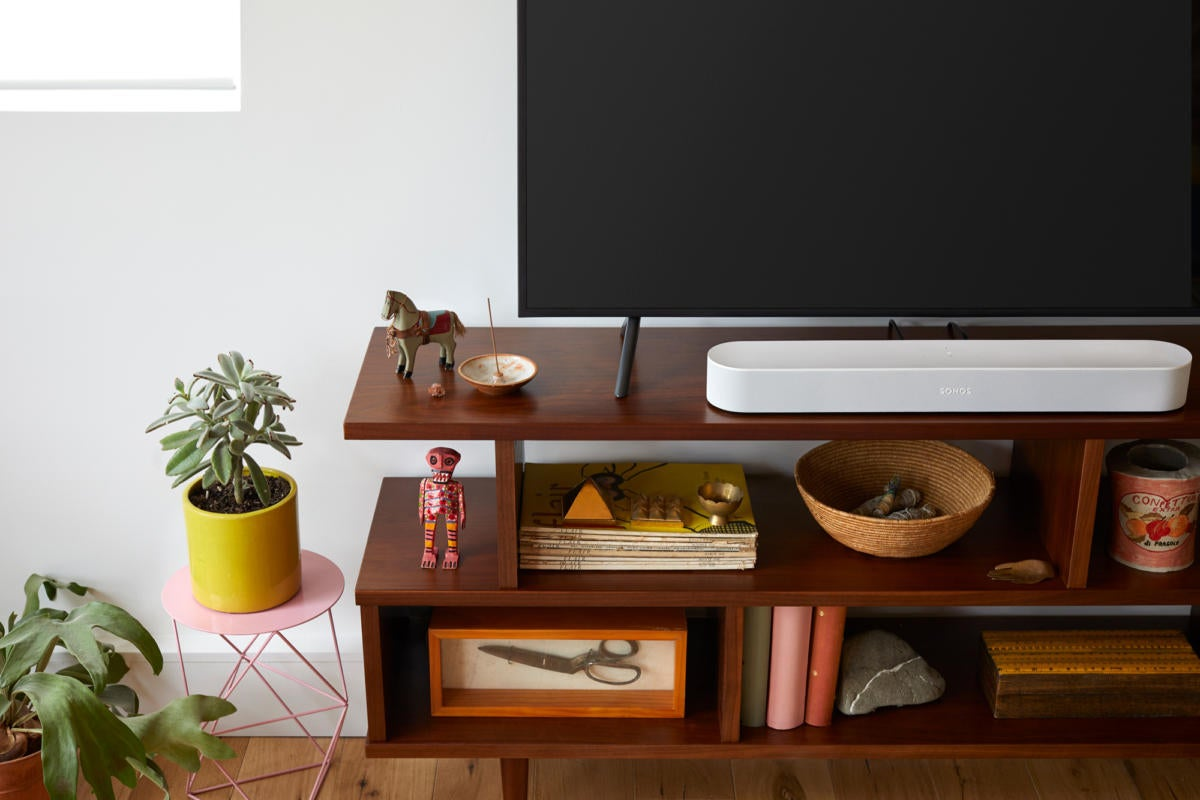 google assistant on sonos beam