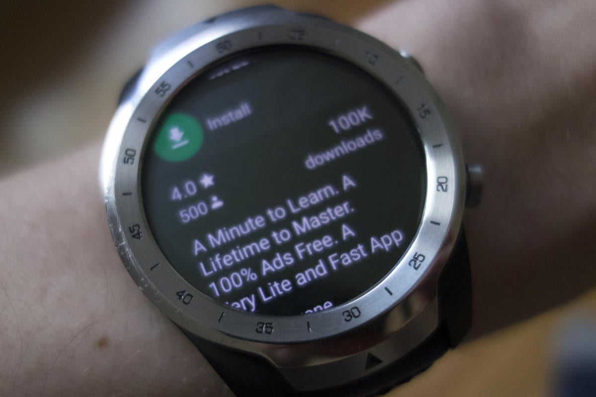 Four Wear OS problems Apple needs to solve with its on