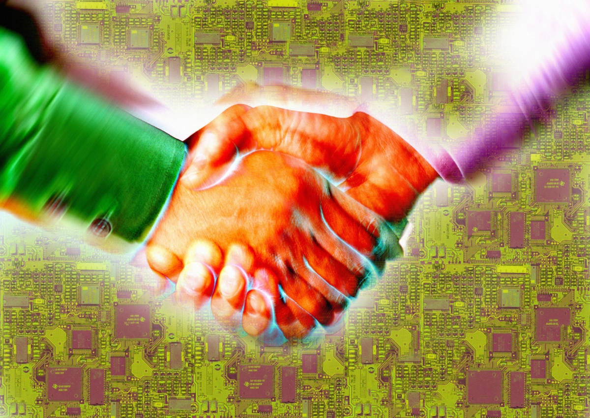 handshake deal vendor management hands business relationship agreement