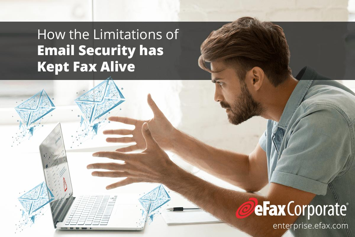 how email security has kept fax alive