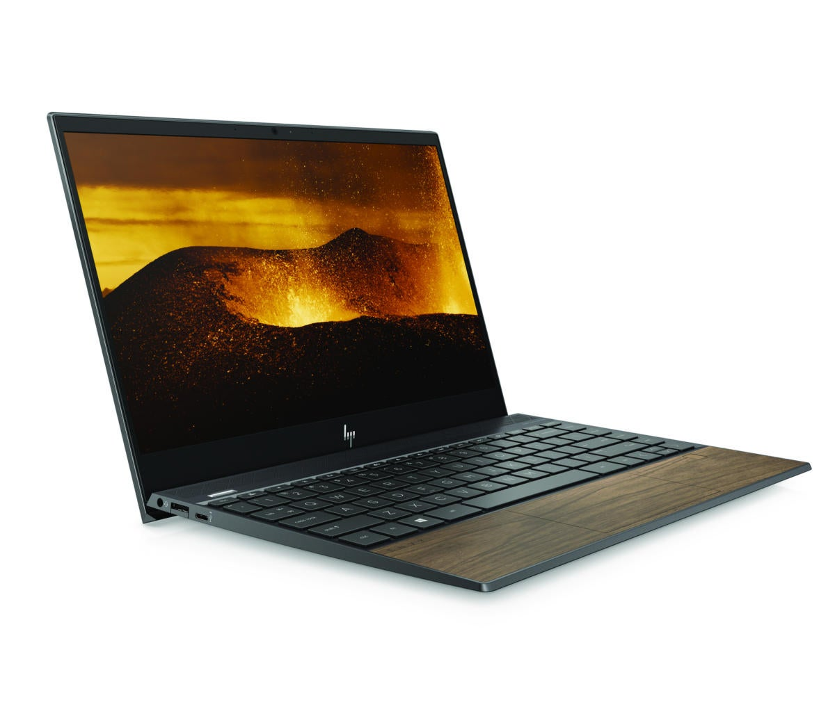hp envy 13 nightfallblack frontright