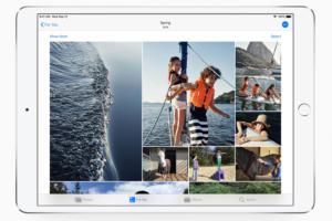 ipad icloud photos 2018