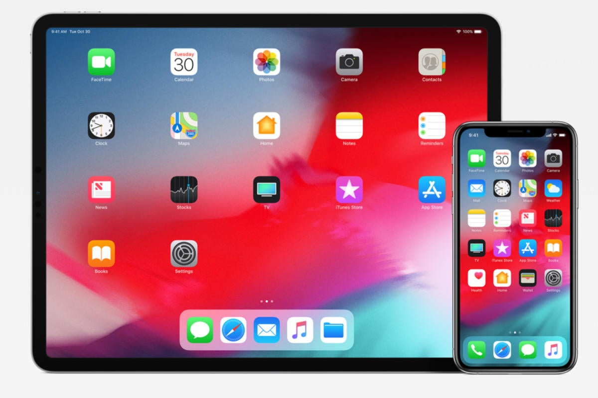 ipad iphone ios12