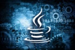 Java / binary code / gears / programming / coding / development