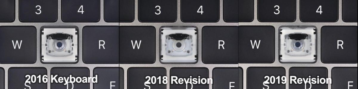 keyboards ifixit