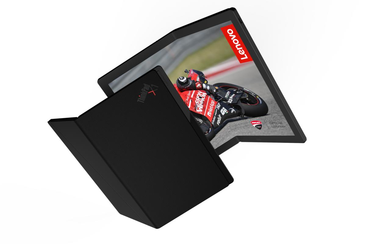 lenovo thinkpad x1 foldable pc 1