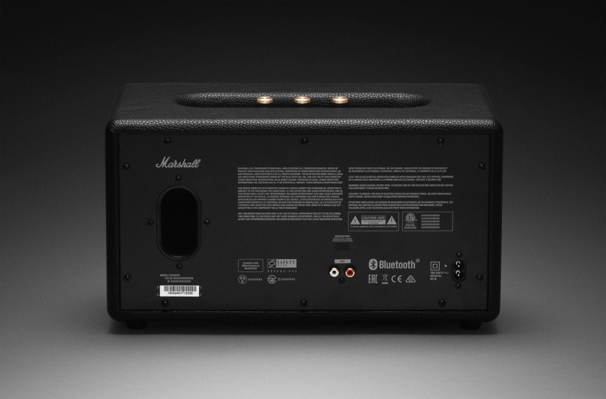 Marshall Stanmore II Voice review: This voice-controlled Bluetooth