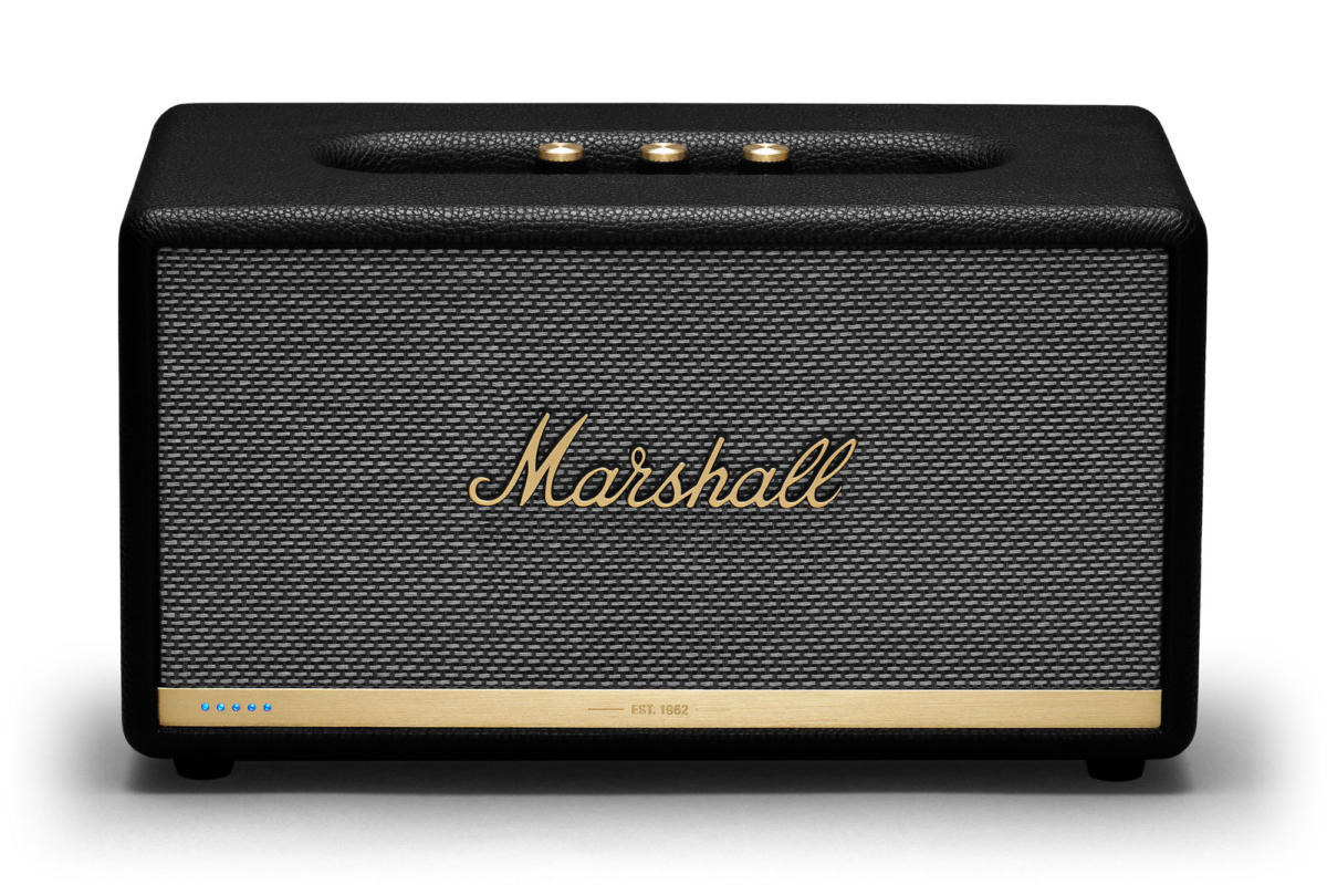Marshall Stanmore Ii Voice Review This Voice Controlled