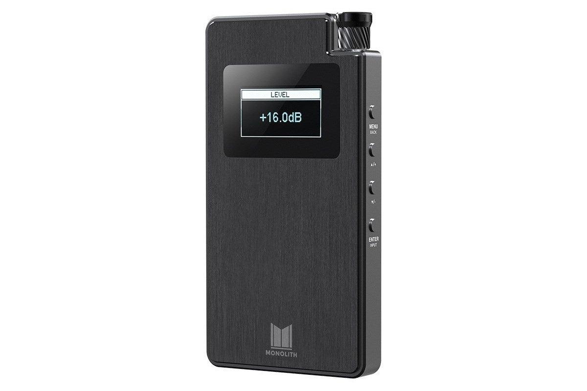 Monoprice Monolith Portable Headphone Amplifier