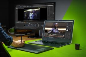 nvidia studio laptop