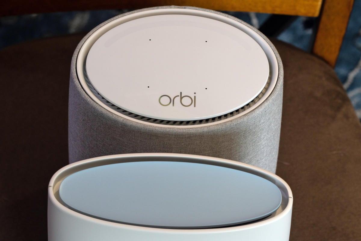 orbi rbr50 og satellit toppe