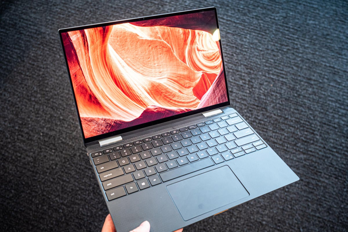 Hands-on: Dell's XPS 13 2-in-1 gets thinner and 2 5X faster