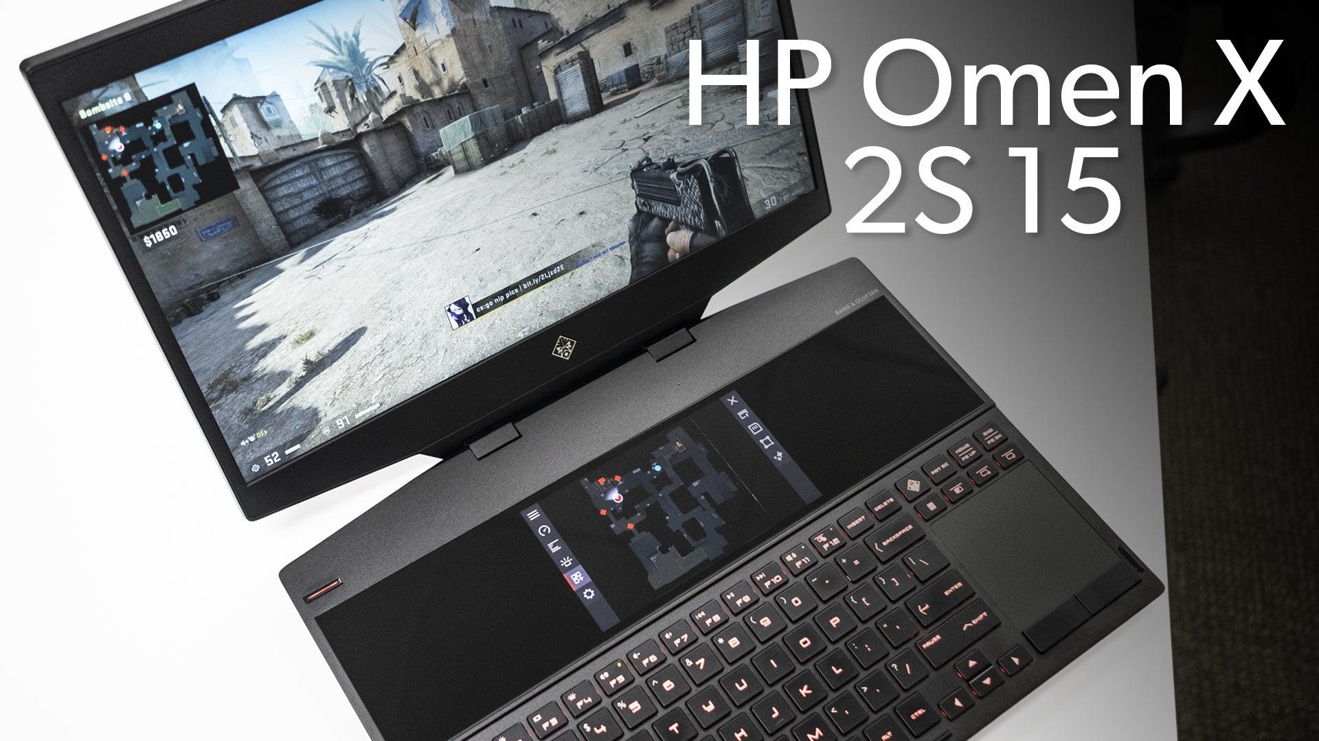 HP Omen X 2S