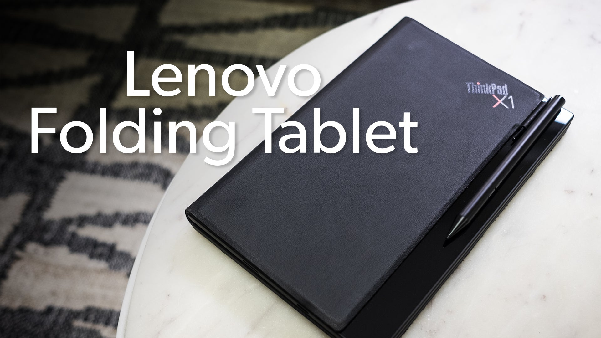 Lenovo ThinkPad X1 Folio