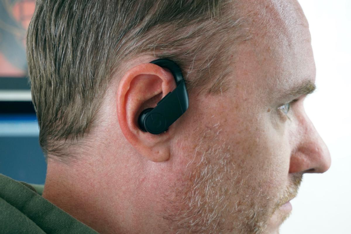 powerbeats pro in ear